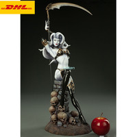 24 Anime Sexy Figures Statue Lady Death Bust Pages Of Evil Ernie Full Length Portrait PF Bad Girls GK Action Figure Toy B977