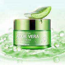 ZHENDUO Aloe Vera Hydrating repair Cream 92% Moisturizing Gentle Nourishing whitening cream Anti Wrinkle skin care 50g