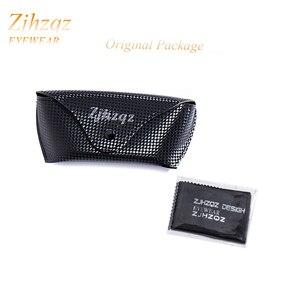Image 5 - ZJHZQZ Oversized Pilot Polarized Sunglasses Siamese Film Avaiation Brown Black Silver Men Eyeglasses Women Glasses UV400 Eyewear