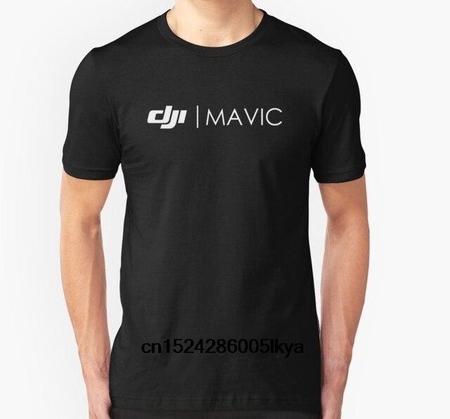 28a476666 Fashion Cool Men T shirt Women Funny tshirt Dji Mavic Customized Printed T- Shirt