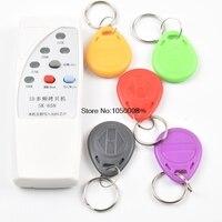 125khz Id Card Access Control Door RFID Copier Duplicator Cloner EM Reader Writer 5x EM4305