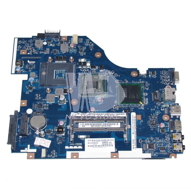 NOKOTION MB.TZZ02.001 MBTZZ02001 For Acer aspire 5736 5736z Laptop motherboard PEW72 LA-6631P 15.6'' GM45 DDR3 Free CPU nokotion mb tzz02 001 mbtzz02001 for acer aspire 5736 5736z laptop motherboard pew72 la 6631p 15 6 gm45 ddr3 free cpu