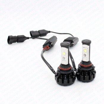 XIANGSHANG 8000LM Super Bright Car LED Headlight Conversion Kit HB4 9006 Replacement Auto Head Lamp Bulb 3000K 4300K