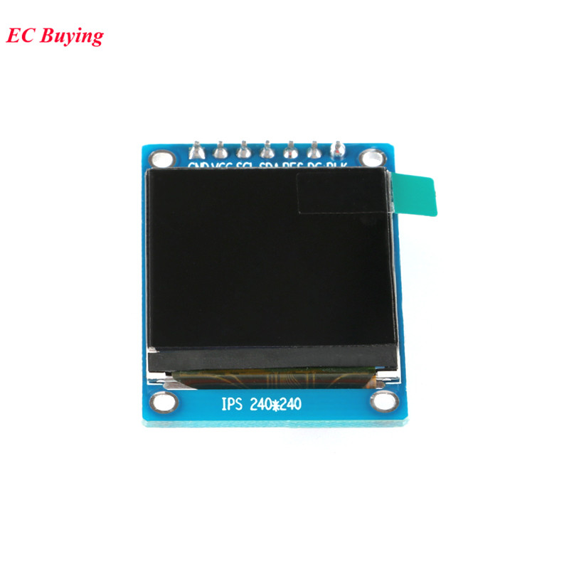 1.3 Inch IPS OLED Display Module 240*240 RGB TFT for Arduino DIY LCD Board ST7789 7Pin 4-Wire Electronic
