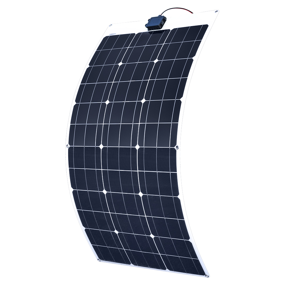 80W 18V Flexible solar panel 1
