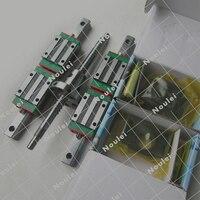 3 шт. SFU1605 ШВП + 6 шт. hgr20 направляющей + 12 шт. hgh20 ползунок для XYZ оси и его поддержка продуктов