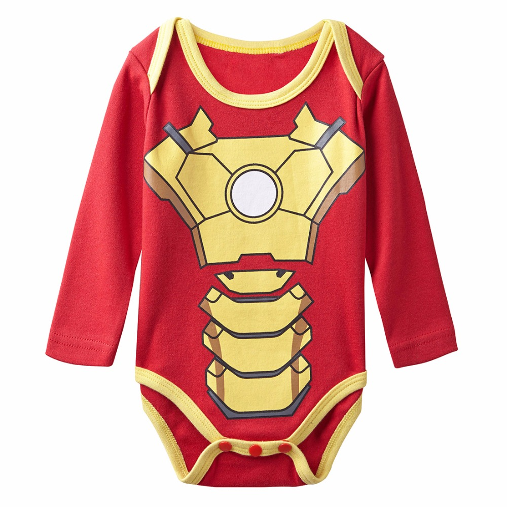 Detail Feedback Questions About Baby Boys Iron Man Funny Costume