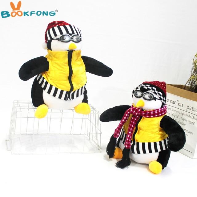 Serious Friends Joey's Friend HUGSY Plush Toys PENGUIN Rachel Stuffed Doll Toys for Children Kids Birthday Christmas Gift 18 3