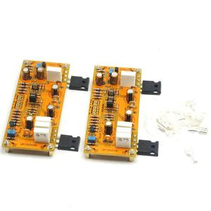 Image 3 - One Pair PASS AM single end Class A Amplifier Board Pre amp 10W 8ohms DC 18V 0V 18V