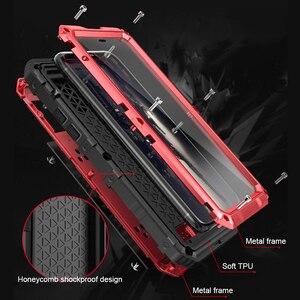 Image 2 - Premium Shockproof IP68 Waterproof Full Protection Aluminum Metal Doom Cover Case For Apple iPhone XR X XS Max 8 7 6 6s Plus