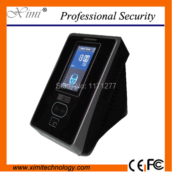 Free sdk free software hot quality linux system touch screen tcp/ip WIFI network VF500 face and card time attendance
