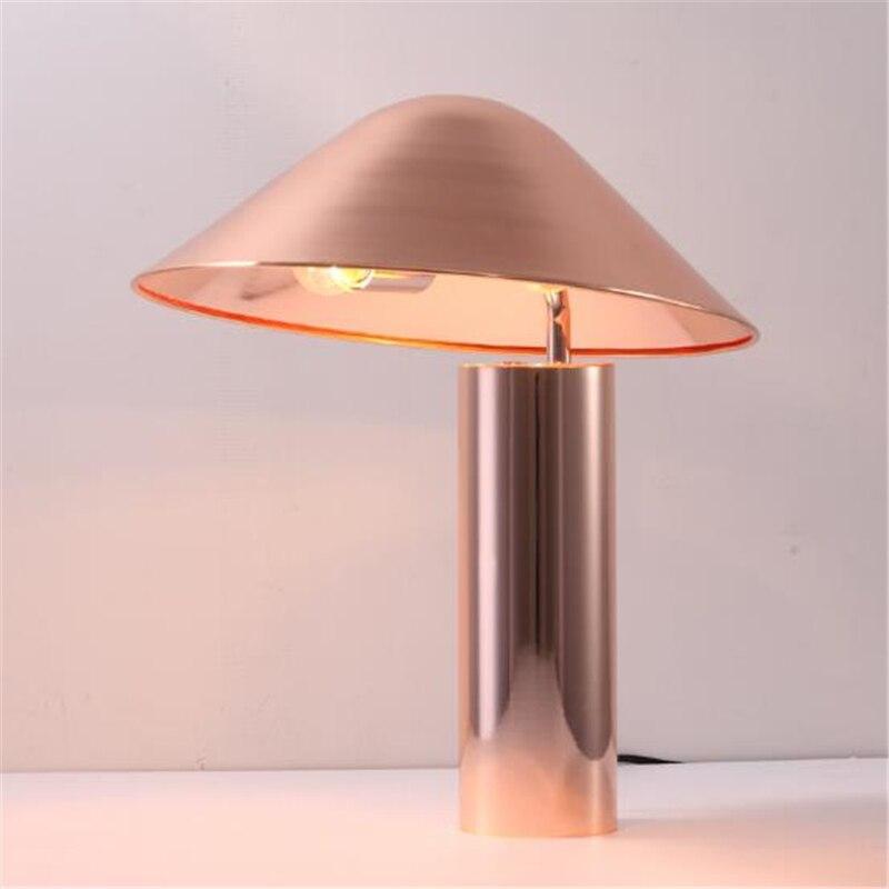 Тайвань семян Дизайн dharma творческий современный минималистский Спальня исследование Чтение Настольная лампа Бесплатная доставка