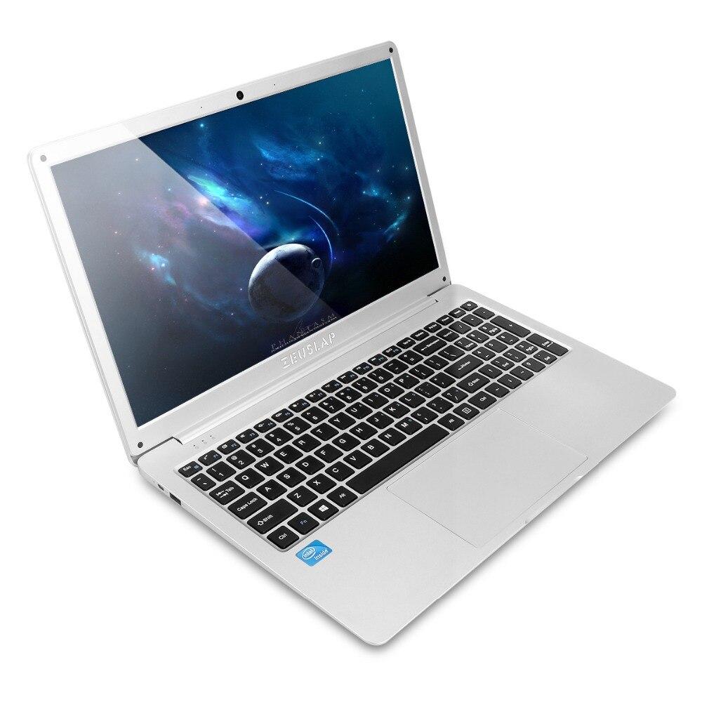 ZEUSLAP nouveau 15.6 pouce intel celeron n4100 8 gb ram 500 gb hdd 1920x1080 p pas cher computador netbook portable ordinateur caderno ordinateur portable