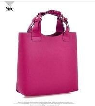 Alishebuyผู้หญิงกระเป๋าถือกระเป๋าสะพายกระเป๋ากระเป๋าหนังPUผู้หญิงMessengerถุงใหม่