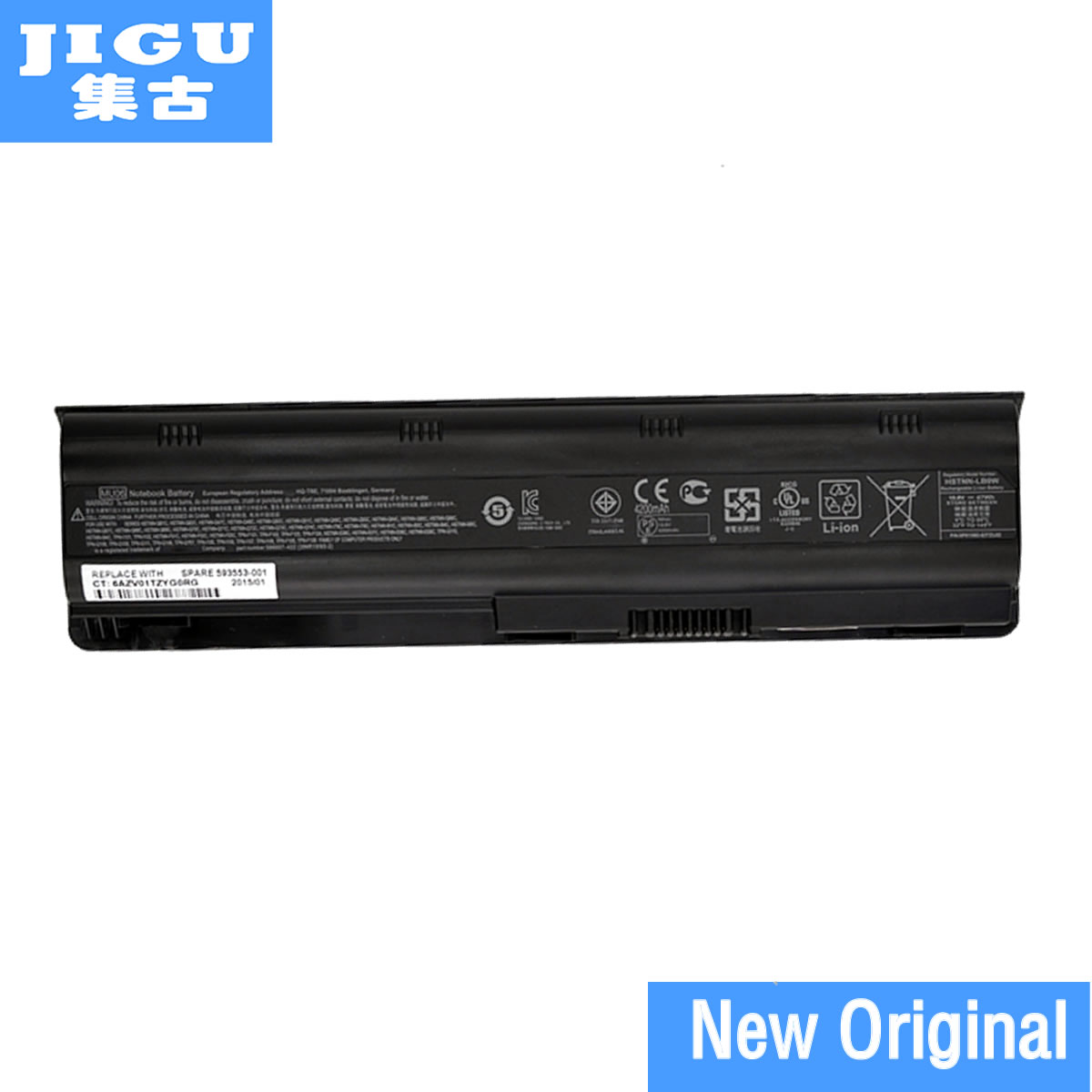 JIGU New Original Laptop Battery For HP For Pavilion G4 G6 G7 G32 G42 G56 G62 G72 CQ32 CQ42 CQ43 CQ62 CQ56 CQ72 DM4 MU06