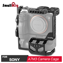SmallRig Camera Cage for Sony A7RIII / A7M3 / A7III with VG-