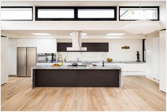 2017 New Modern Design 2pac Kitchen Door Modular Kitchen Cabinets