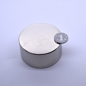 Image 5 - ZHANGYANG 1pcs Neodymium magnet 60x30 mm gallium metal new super strong round magnets 60*30 Neodimio magnet powerful permanent