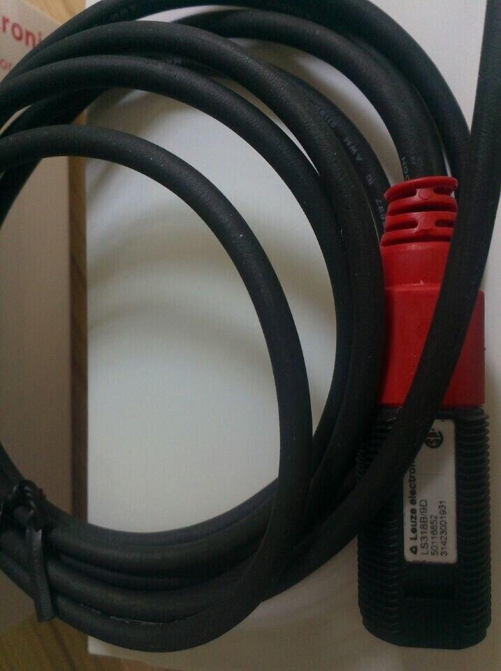 LS318B/9D + LE318B/4 P au capteur radioLS318B/9D + LE318B/4 P au capteur radio