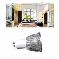 ICOCO 4 x GU10 5W COB High Power LED Dimmable Spot Light Bulbs Warm White/Day White