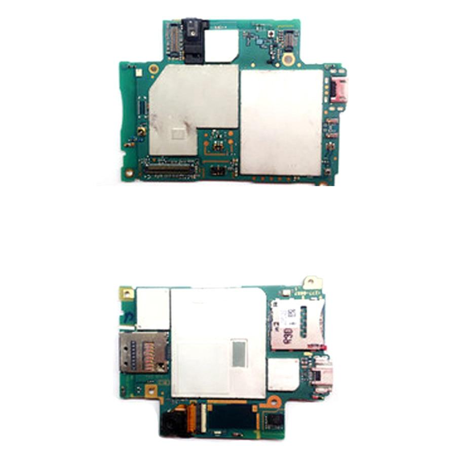 En Stock Testé Travail Conseil Pour Sony Xperia Z2 D6503 Carte Mère Smartphone Réparation de Remplacement Avec numéro de suivi