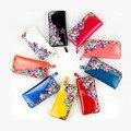 Alta qualidade do diamante luxo mulheres carteiras Carteira das mulheres de Couro PU Bolsa carteira embreagem carteira bolsa/embreagem para as mulheres 5 cores