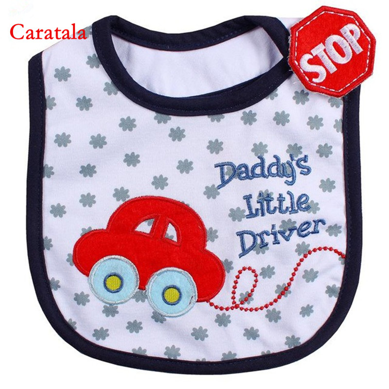 Caratala 0-3 år babybibbar spädbarn Spädbarn Spion Handdukar Nyfödda Slitage Burp Cloths