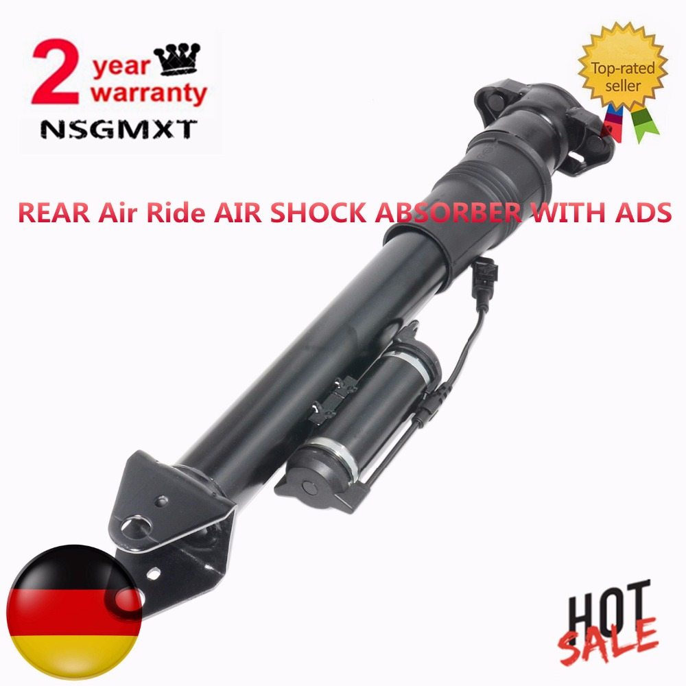 цена на REAR Air Ride AIR SHOCK ABSORBER WITH ADS For MERCEDES-Benz ML W164 GL X164 1643200731 1643202031 1643202731 1643203031
