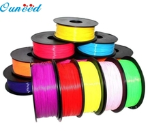 Ouneed Happy Home 1PC 1.75mm Print Filament ABS Modeling Stereoscopic For 3D Drawing Printer Pen