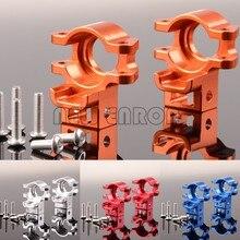 NEUE ENRON 2P Aluminium Hinterachse Hub Gehäuse #8540 Für RC Traxxas 1/7 Unbegrenzte Wüste Racer UDR 85076-4 85086-4 Upgrade Teile