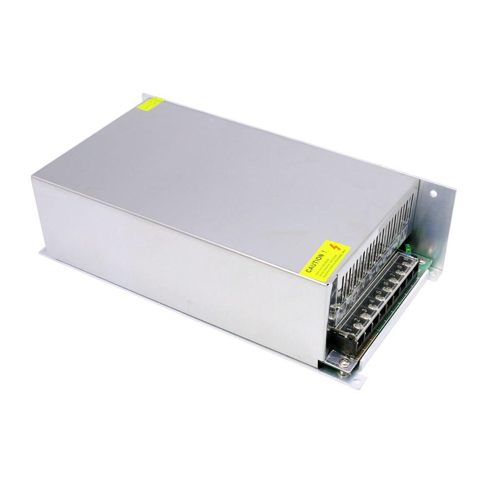 High Power Ac 220V to 24V 800W Adjustable Switch mode power supply Regulated 24V LED power