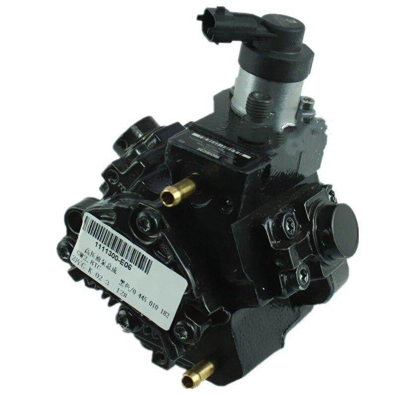 1111300-E06 0445010159 Pompe D'injection De Carburant Diesel pour Grande Muraille WingleV240 V200 HAVAL X240 X200 H5 H3 GW2.5TCI GW2.8TCI