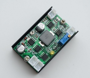 Image 2 - 5A 12V 1W 3W 4.75W 405/445/450/520nm Buck Constant Current Power Supply Driver board / Laser / LED Driver w/ TTL Modulation