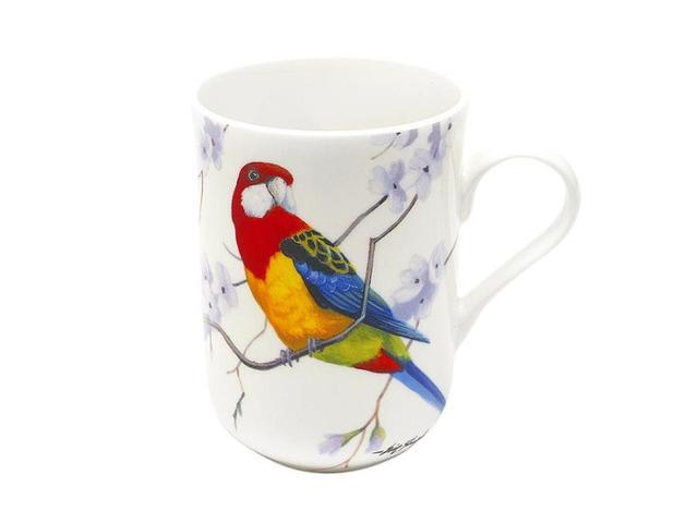 Кружка MAXWELL & WILLIAMS, Birds of the World, Попугай, 300 мл
