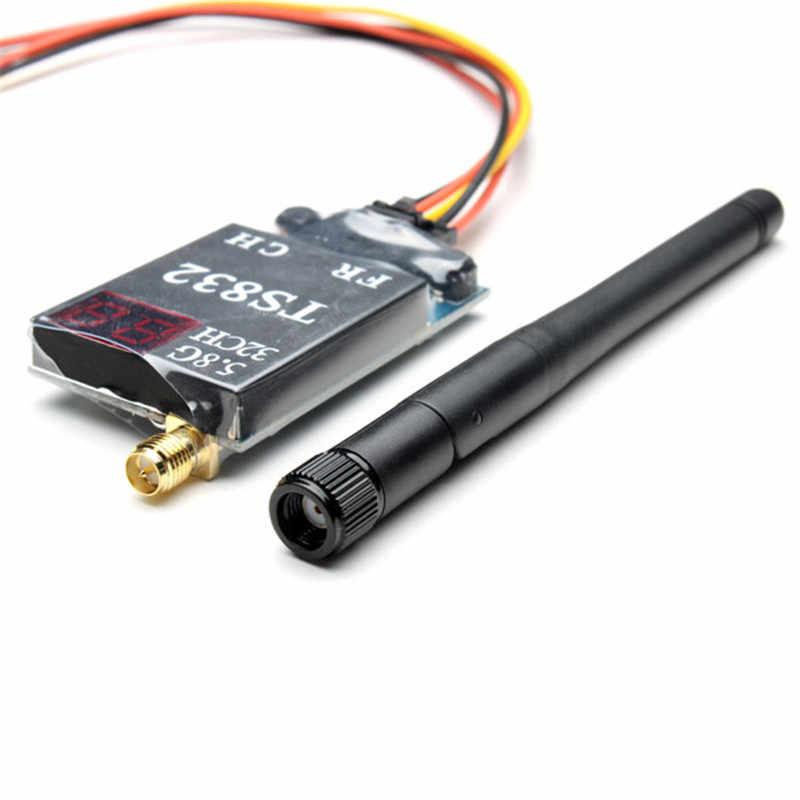 Eachine FPV Boscam 5.8G 600mW 32CH اللاسلكية جهاز ريسيفر استقبال وإرسال TS832 RC832 ل FPV Multicopter