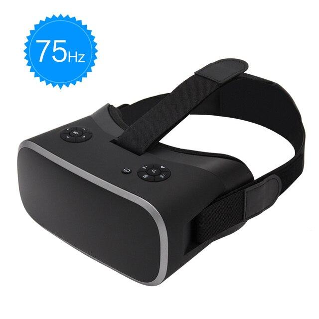 Virtual Reality Glasses Virtual Reality Refresh 75Hz Hd 2K Vr 3D Glasses Virtual Reality Glasses 3D For Xbox One Ps 4 Pc Gamers