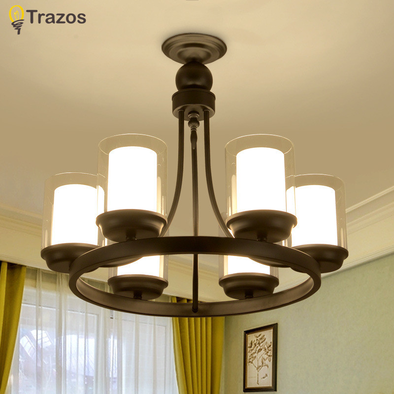 Chandeliers Dependable Novelty Led Light Ceiling Chandelier Chandeliers Lamp Decor Living Room Chandelier Lighting Light Fixtures Glass Lustre Ceiling Lights & Fans