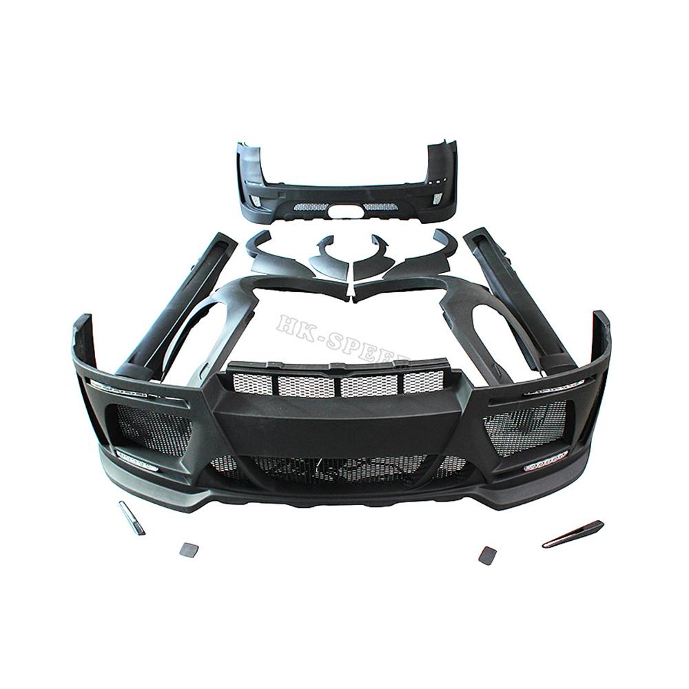 Calidad superior de frp actualizaci n hm estilo body kit del coche para bmw x5 e70