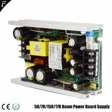 5R/7R сценический лучевой светильник, драйвер, балласт, SMPS, переключаемый режим, блок питания, запасная часть для Шарпи, движущаяся головка, светильник