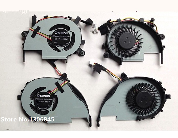 SSEA New fan for ACER Aspire V5-552 V5-472 V5-552G V5-572G V5-573G V5-472P CPU cooling Fan EF40060S1-C020-S99 EF40060S1-C030-S