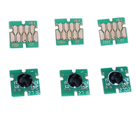 vilaxh T7251 T7252 T7253 T7254 T725A T725A Chip For Epson Surecolor F2000 ink cartridges chips for Epson SC F2000