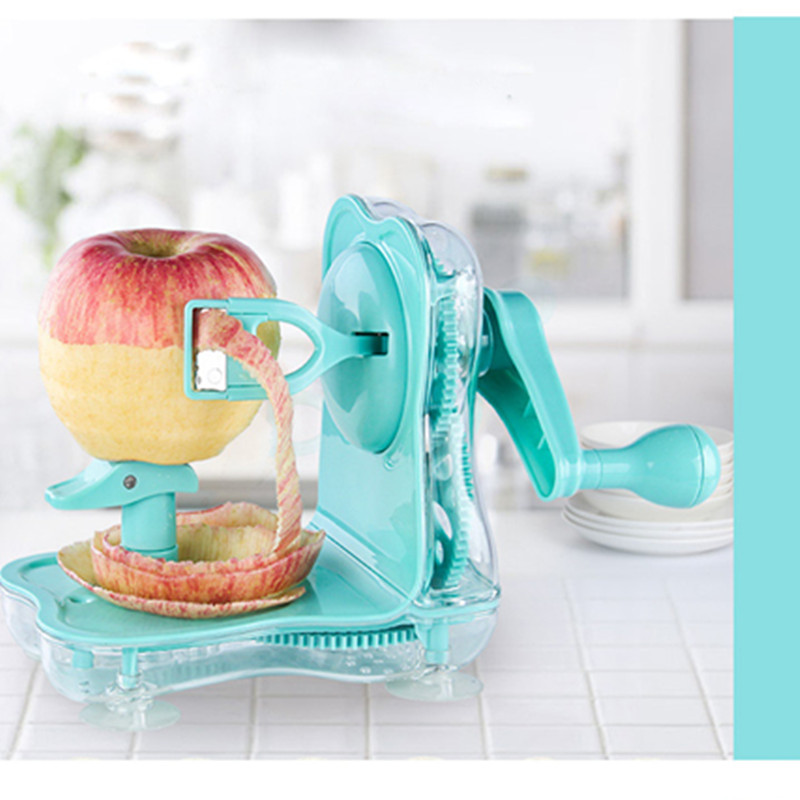 Multifunctional Apple Peeler Fruit Peeled Tool Oranges Potatoes Peeler Fruit Peeling Machine Kitchen Home Food Fruits Processor multifunctional apple peeler fruit peeled tool