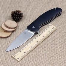 2016 New F3 Tactical Folding Knives With Bearing 30 EVO Blade G10 Handle Camping Knife Survival Outdoor Hunting Tools EDC