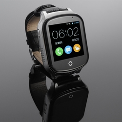 GPS tracker kids Horloge 3G Ouderen Tracking smart watch GPS WIFI LBS locatie apparaat SOS Camera Bluetooth Kind smart watch A19