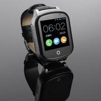 Gps трекер часы 3g пожилых отслеживания smart Watch gps WIFI LBS расположение устройства SOS Камера Bluetooth Детские Смарт часы A19
