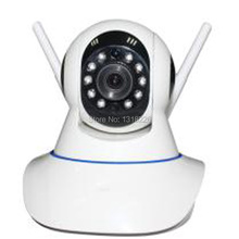 WiFi Smart Net Camera Night Vision Internet Surveillance Camera Built-in Microphone With Phone remote monitoring ip camera