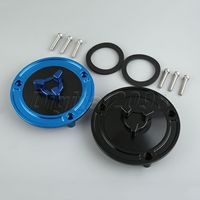 Yetaha CNC Keyless Fuel Tank Gas Cap Cover For Yamaha R6/R6S R1 FAZER FZ1 FZ6/FZ6R FJR1300 V MAX YZF R3 R15 FZ16 FJR 1300 New