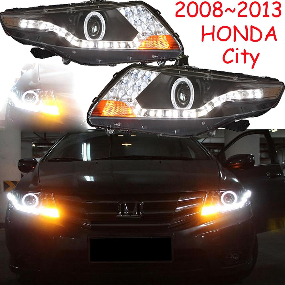 HID,2008~2012,Car Styling for Ctiy Headlight,insight,MDX,Passport,ridgeline,pilot, Delsol,City head lamp beijing insight city guide