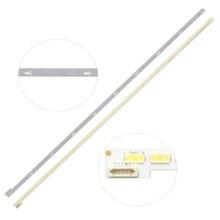"""493mm LED Lampe de Rétro Éclairage bande 56 LED s Pour Toshiba 40 """"TV LJ64 03514A LED bande 2012SGS40 7030L 56 RÉV 1.0 40TL962RB"""