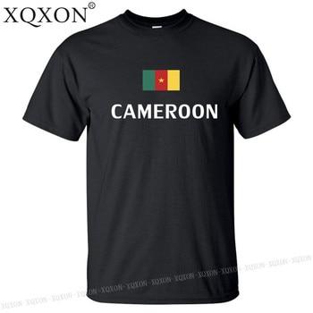 Cameroun conception t-shirt mixte été 2018
